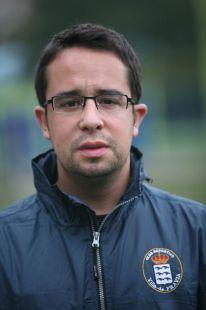 Ignacio - entrenador 3ª cadete