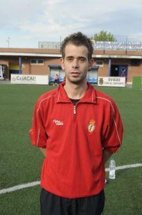 Javier Bertolaza - entrenador 3ª alevín B