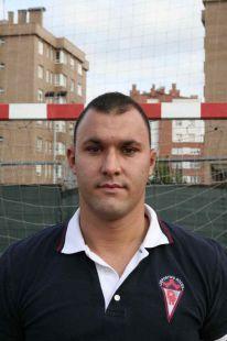 Jony Vega - entrenador 1ª infantil