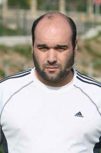 José Luis Martínez - entrenador 2ª alevín