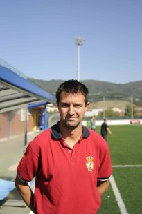Juan Antonio Pérez - entrenador 1ª juvenil