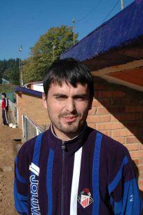 Juvel Sanchez - entrenador DHJ