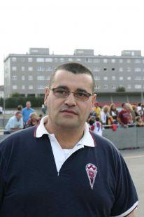 Luis - entrenador 3ª benjamín C