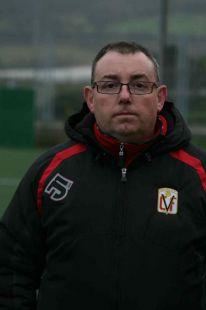 Manuel Antonio - entrenador 2ª infantil