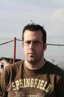 Miguel Angel - entrenador 1ª alevín
