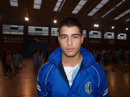 Pablo García - entrenador prebenjamín C