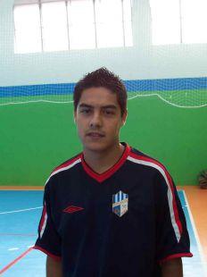 Pablo Garcia Casal - entrenador prebenjamín