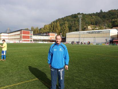 Pedro Avello - entrenador 1ª juvenil