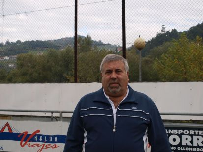 Rafael Arroyo - entrenador 3ª infantil