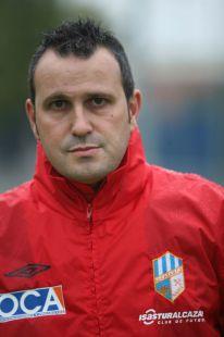 Ramón Juan - entrenador 1ª alevín