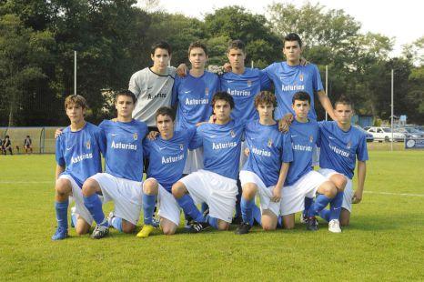 Real Oviedo 1ª cadete