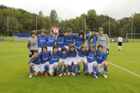 Real Oviedo 1ª infantil
