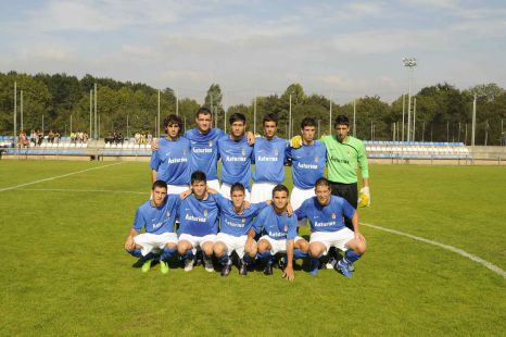 Real Oviedo 1ª juvenil