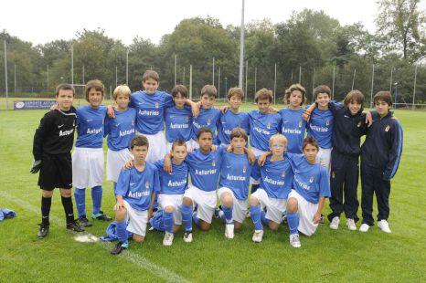 Real Oviedo 2ª infantil. B