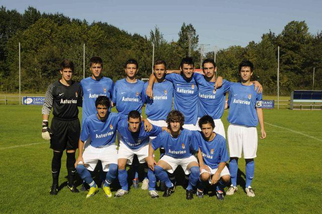 Real Oviedo Liga Nacional Juvenil