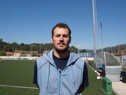 Ricardo Martínez - entrenador 3ª cadete