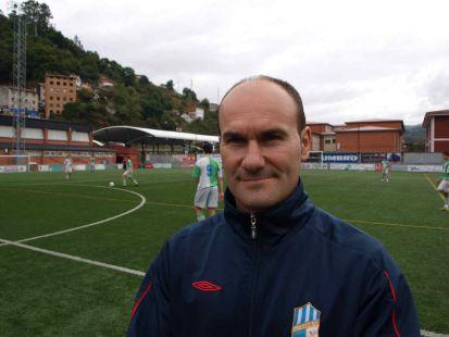 Roberto Santana - entrenador 1ª cadete
