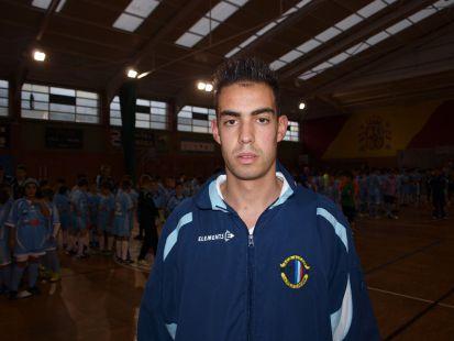 Rodrigo Roces - entrenador prebenjamín B