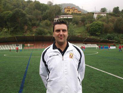 Rodrigo Rodríguez - entrenador 2ª cadete