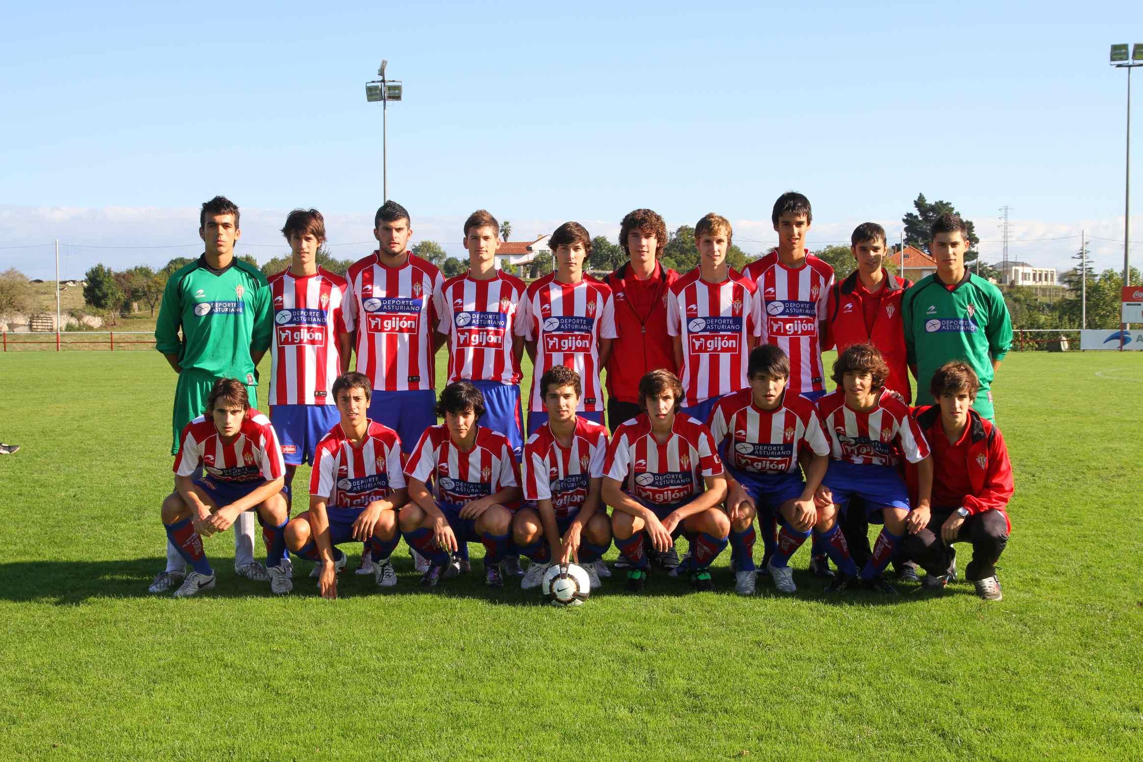 Sporting liga nacional juvenil fotos de sporting de gij n - Fotos sporting de gijon ...