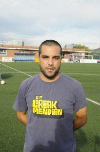 Víctor González - entrenador 3ª alevín