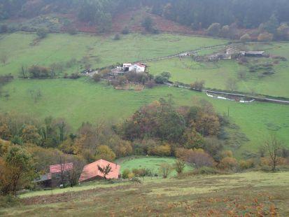 Brañanueva en Riosecu