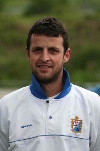 Adrián Guerrero - entrenador 3ª juvenil