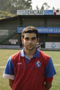 Adrián Peyo Pello - entrenador prebenjamín A