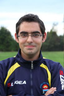 Alberto Viejo - entrenador 3ª infantil