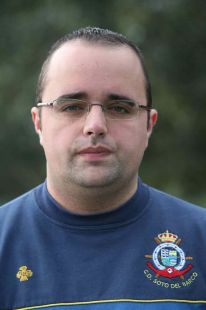 Alejandro - entrenador prebenjamín