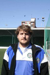 Alfredo Alvarez - entrenador 3ª juvenil C