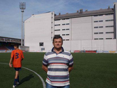 Alvaro Canto Fifo - entrenador 2ª infantil