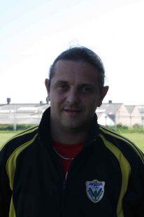 Alvaro Manuel - entrenador 3ª cadete
