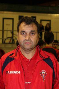 Andrés Ave - entrenador 3ª juvenil