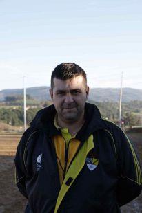 Andrés Suárez - entrenador 2ª infantil