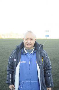 Angel López - entrenador 2ª infantil