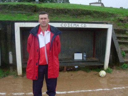 Aurelio Garga - entrenador 3� infantil