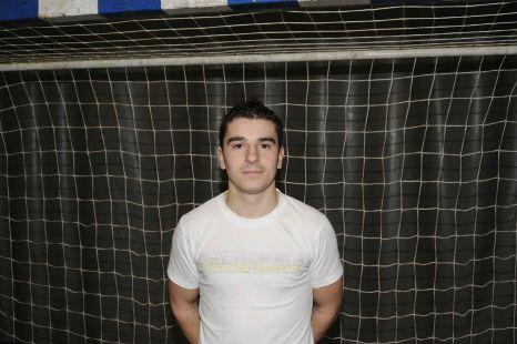 Benjamín Alberto Alvarez - entrenador 3ª benjamín