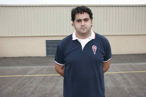 Borja Granjo - entrenador 1ª benjamín