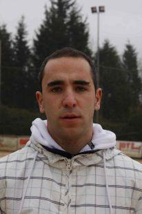 Borja Pérez - entrenador 3ª cadete C