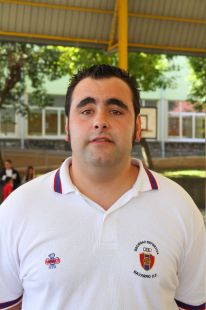 Bruno Pelaez - entrenador 1ª benjamín