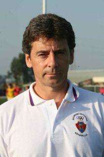 Cándido - entrenador 1ª alevín
