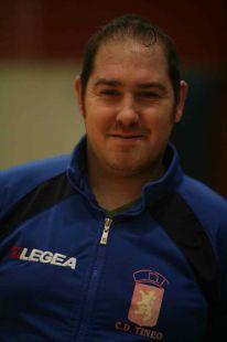 Carlos Alberto - entrenador 3ª benjamín