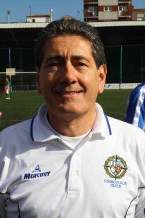Carlos Garc�a - entrenador 2� cadete