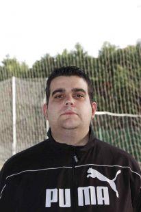 Christian V - entrenador 3ª benjamín