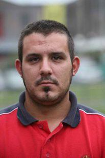 Cristian - entrenador  3ª infantil