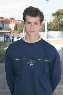 Daniel  - entrenador 3ª alevín