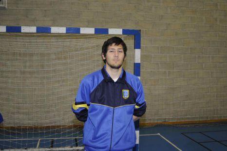 Daniel - entrenador prebenjamín