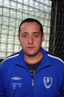 Daniel Ponga - entrenador 2ª benjamín