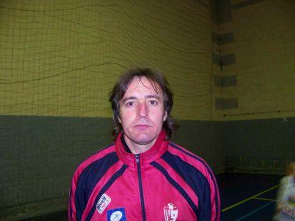 Dario Fernández - entrenador 3ª benjamín